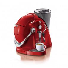 Кофемашина капсульная Caffitaly P11HS , red